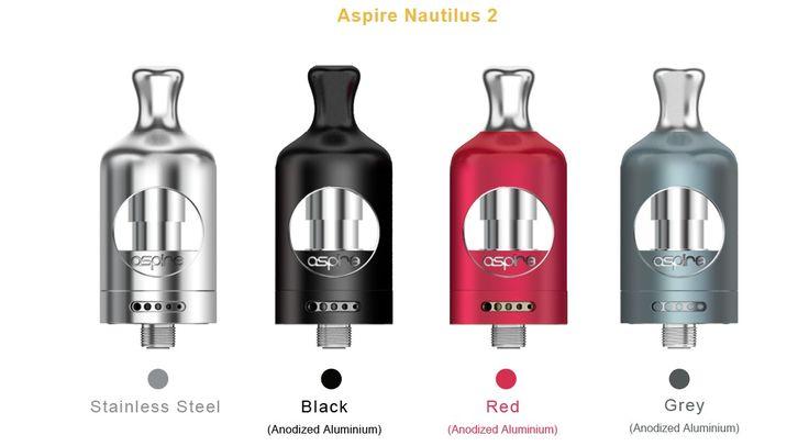 Aspire Nautilus 2, Special Offer from Cigabuy  @  $16.55  only !!!  http://www.mobilescoupons.com/e-cigarette/aspire-nautilus-2-special-offer-from-cigabuy