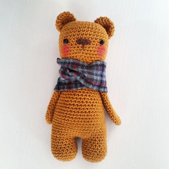 Hey, diesen tollen Etsy-Artikel fand ich bei https://www.etsy.com/de/listing/386303132/amigurumi-gehakelter-bar-golden-bear
