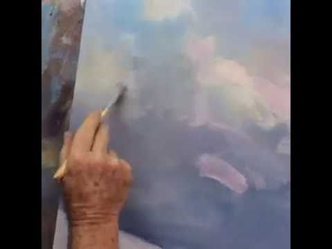 A Maritime Painting - Live stream with Robert Hagan June 16th - YouTube