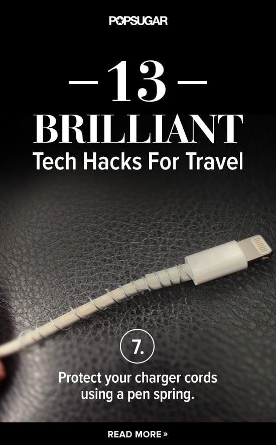 13 Brilliant Tech Hacks For Your Next Trip