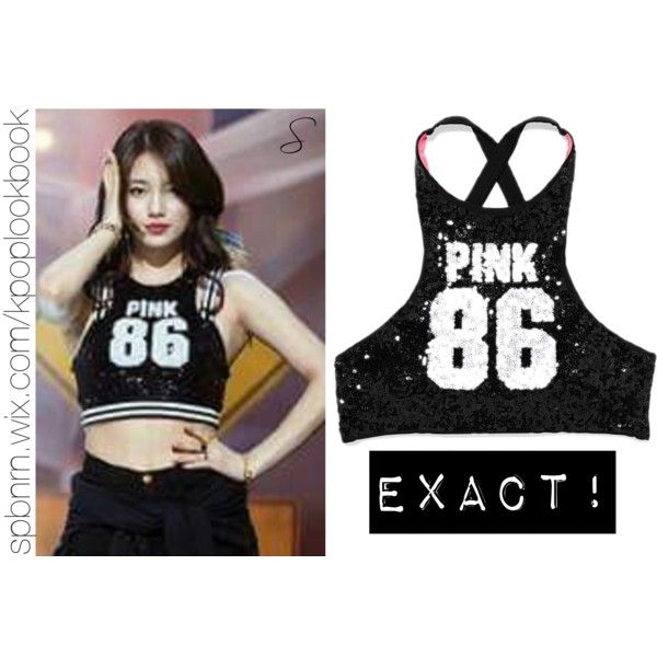 A fashion look from August 2015 by kpoplookbooksbr featuring Victoria's Secret