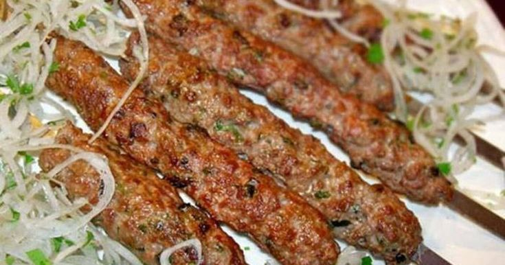 Классный рецепт - Люля-кебаб в духовке!