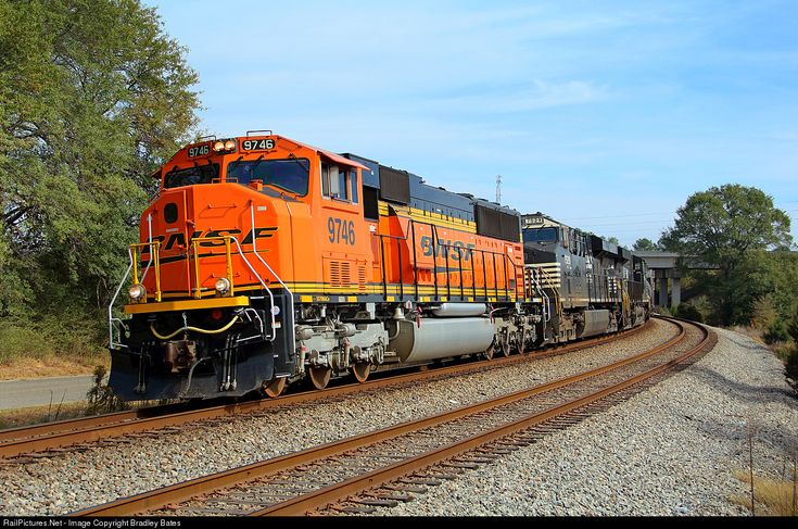 RailPictures.Net Photo: BNSF 9746 BNSF Railway EMD SD70MACe at Lincoln, Alabama by Bradley Bates