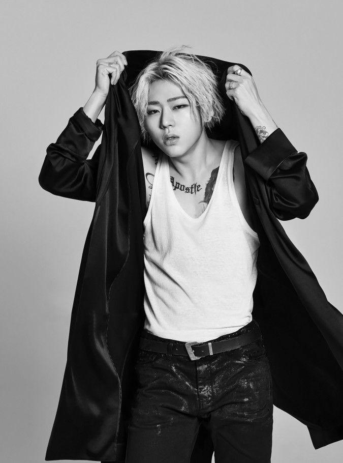 Noticias K-POP: ZICO revela teaser de 'Eureka' ft Zion.T