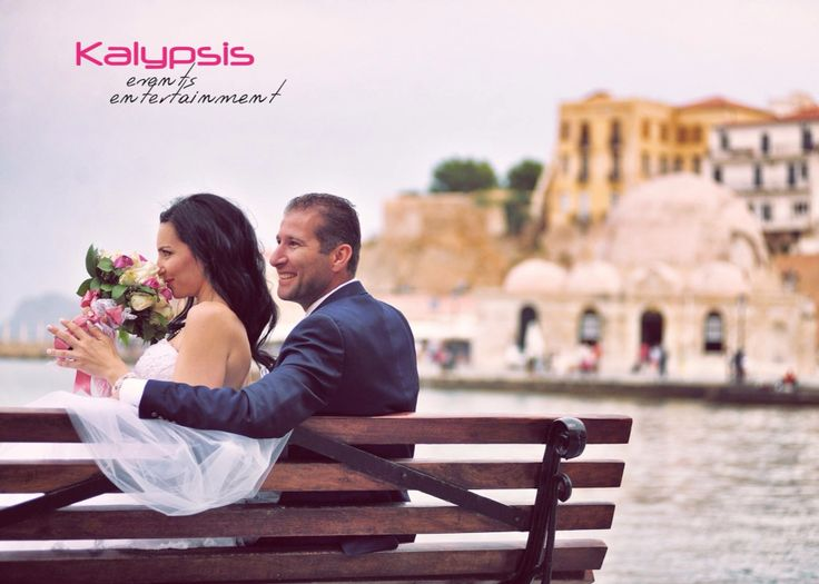Wedding in Greece chania  Kalypsis events entertainment