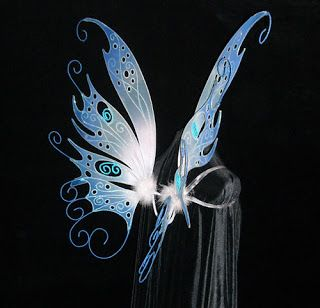 wings fairy  | Tutorial Asa de Fada [fairy wing tutorial] | Sleep and Dreaming