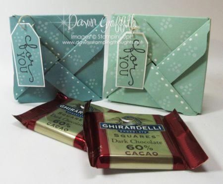 Pinwheel Box with Envelope Punch Board video | Stampin'Up!  | Bloglovin'