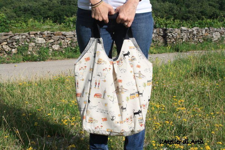 La mia nuova borsa per l'estate