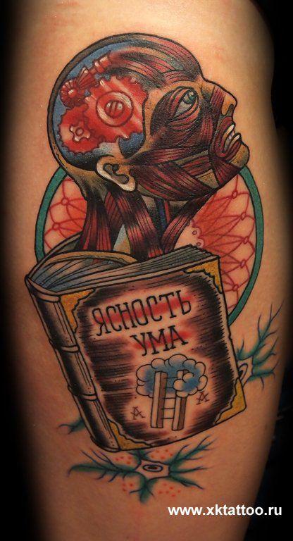 книжные татуировки. Заметки на книжных полях, все о книгах и вокруг них.