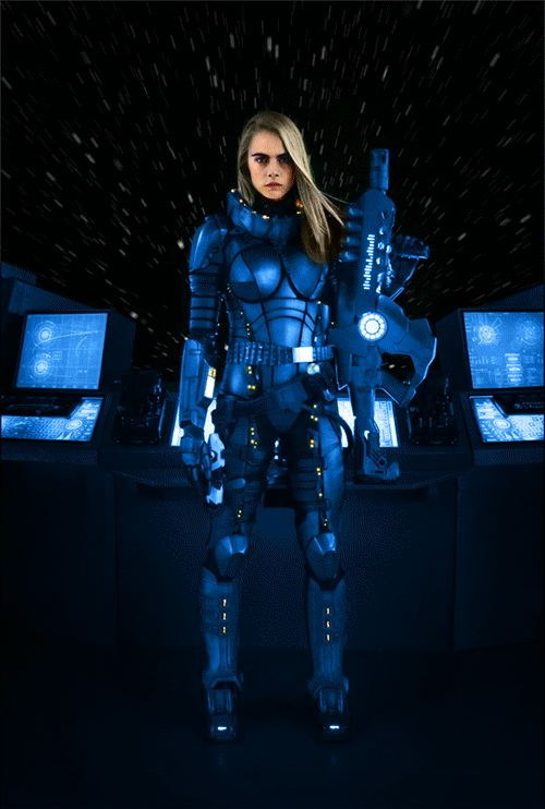 Let's get to work | Valerian in Theaters July 21, 2017 Exclusive art by Tumblr Creatr Sam Cannon