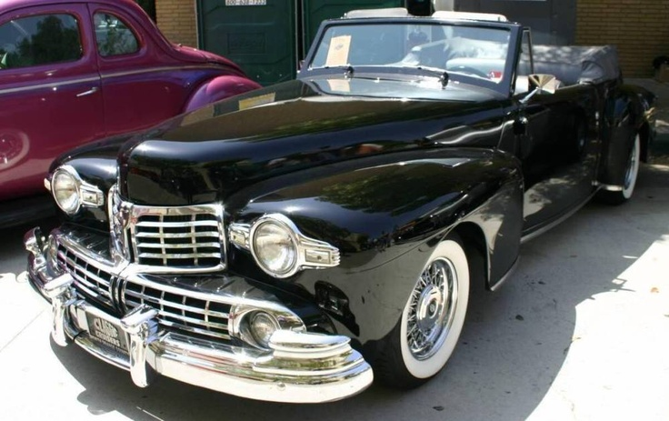 13 best images about lincoln classic cars 1940s on pinterest harry truman coupe and artworks. Black Bedroom Furniture Sets. Home Design Ideas