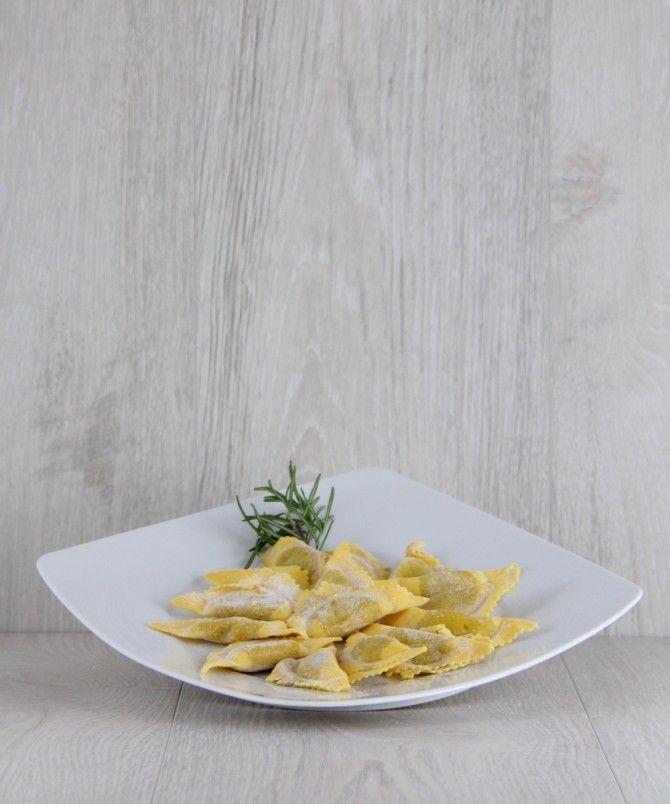 Tortello di Zucca Mantovano - Pastaio Agostino - Castelgoffredo € 8,00