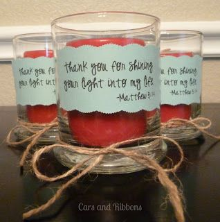 25 unique christian teacher gifts ideas on pinterest christmas shine your light candle gift sunday school teacher negle Images