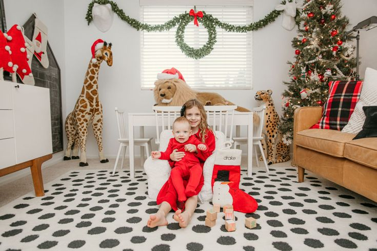 Baby S First Christmas With Pottery Barn Kids In 2020