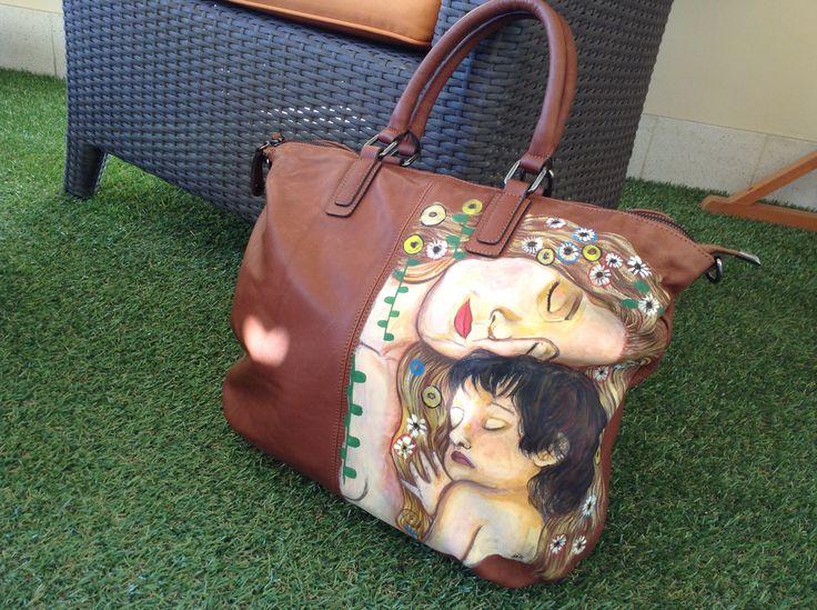 Painting bag