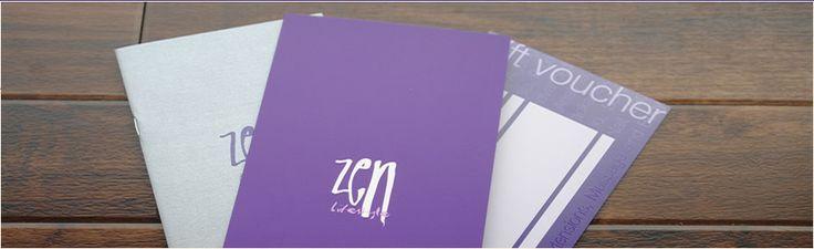 Zen Lifestyle vouchers perfect gift