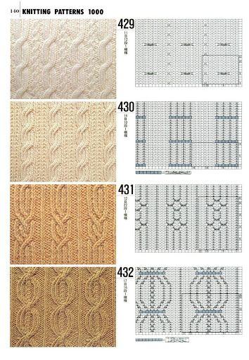 Knitting patterns book 1000_NV7183 - rejane camarda ...