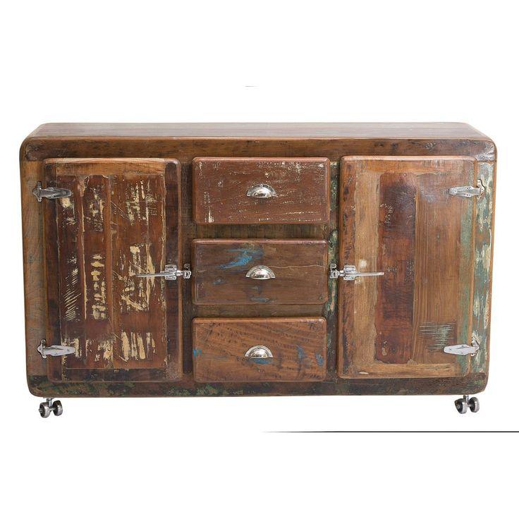SIT Fridge Sideboard 2603-98 bunt SIT Möbel günstig online kaufen
