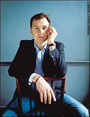 David Morrissey. It took about 3 seconds of the Governor for me to be fascinated with him.