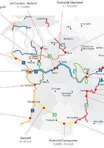 France Vélo Tourisme - Itinéraires sur véloroutes et voies vertes