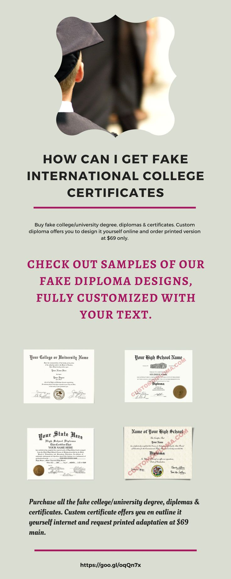 best fake college degrees
