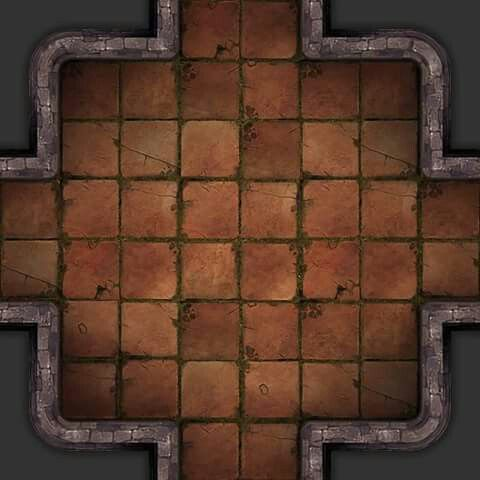 159 Best Images About Rpg Maps On Pinterest For D Ruins And Dungeon Maps