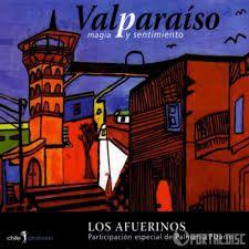 Resultado de imagen para pinturas chilenas de valparaiso