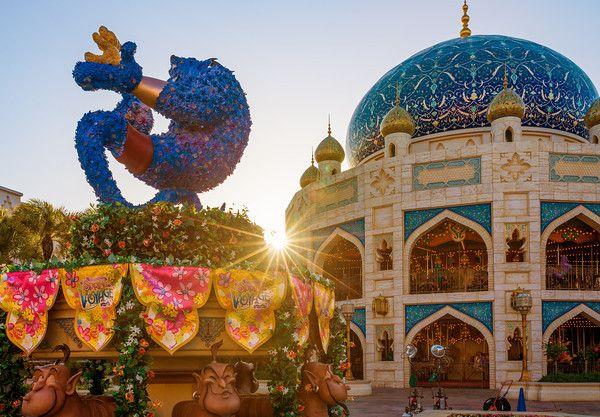 Best Tokyo DisneySea Attractions & Ride Guide - Disney Tourist Blog Caravan carousel