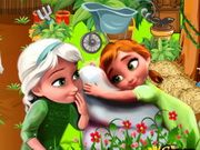 Frozen Princess Garden is a Dress Up game 2 play online at GaHe.Com. You can play Frozen Princess Garden in full-screen mode in your browser for free without any annoying AD.
