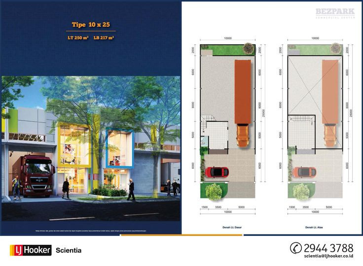 BEZPARK Commercial Center, Multipurpose Shophouses @ Balaraja by Paramount Land