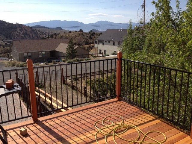 167 best fortress images on pinterest decking patio for Fortress fence design