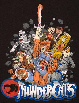 Thundercats Roar!!