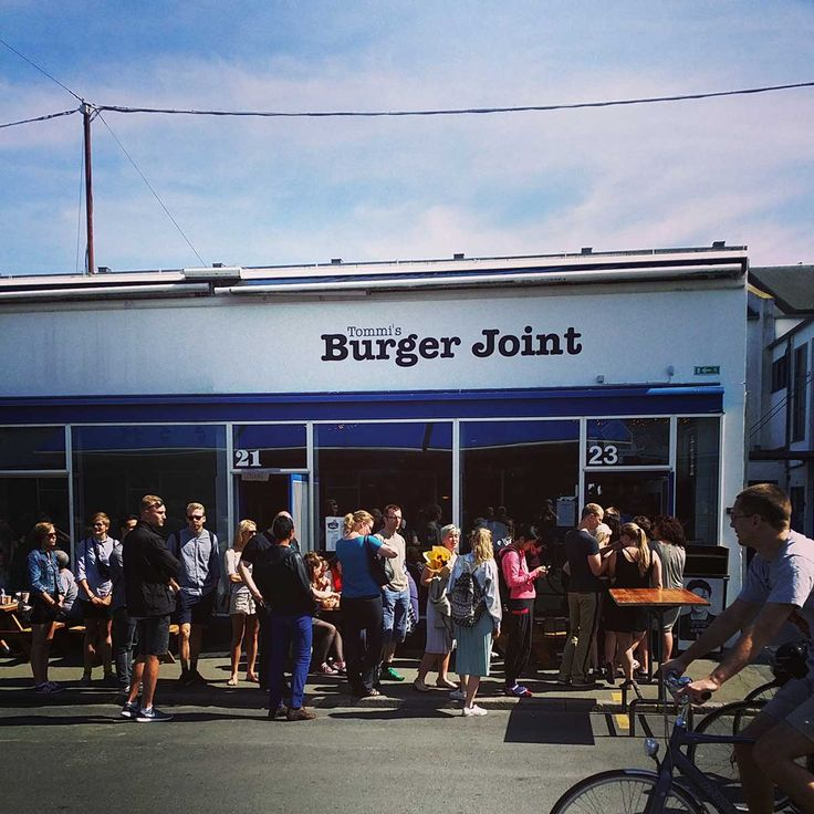 Tommi´s Burger Joint