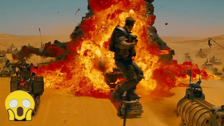 TOP 6 cảnh phim ảo đến mức bạn tin chắc rằng chúng đã được xử lý bằng kỹ...