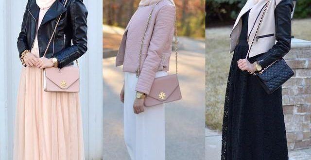 ازياء محجبات 2021 لبس بنات محجبات ميكساتك Hijab Fashion Fashion How To Wear