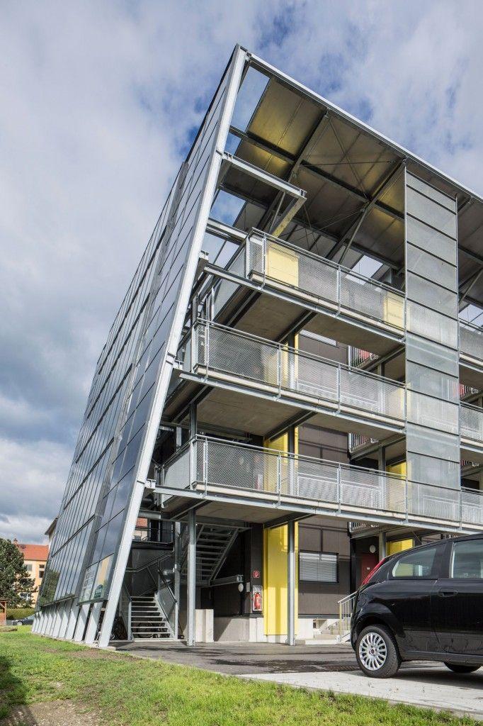 Sanierung Wohnbau Kapfenberg | Nussmüller Architekten ZT GmbH