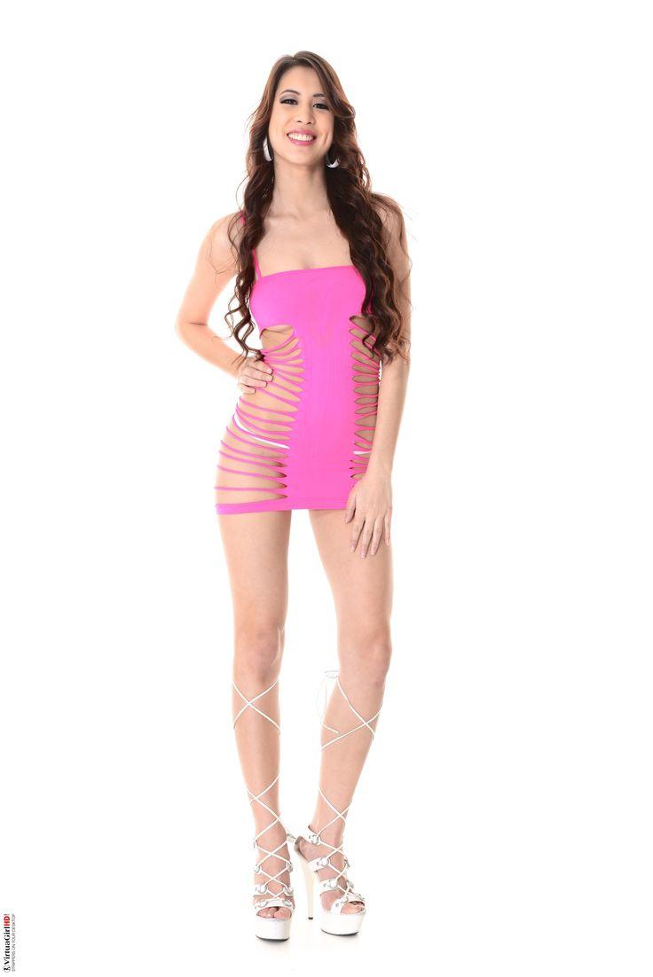 Paula Shy / Slinky Dress | Adult Paula Shy | Pinterest ...