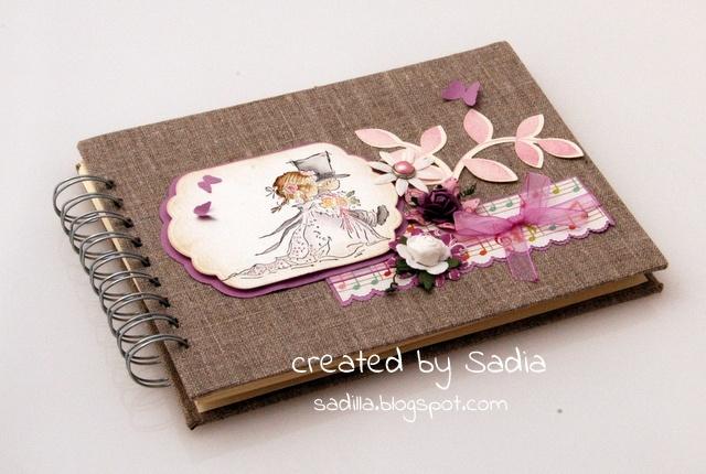 Sadilla's Blog: Libro firme