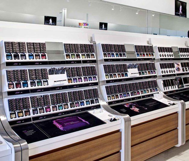 Retail Point of Purchase Design   POP Design   Health & Beauty POP Display   LiSi Cosmetics, NYC
