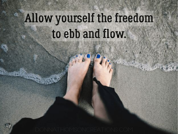 [Blog post] The Ebb and Flow of Being