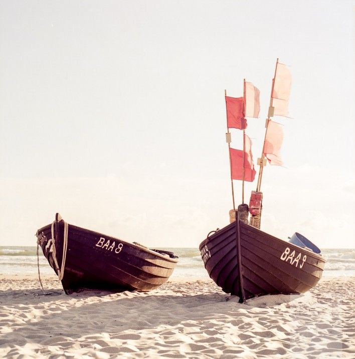 Rügen is Germany's biggest island and is a real beauty. (Cool Places Boats)