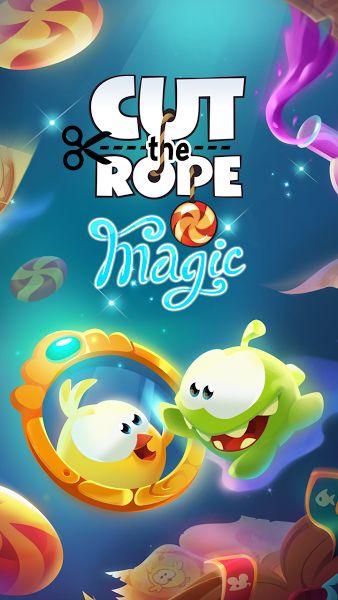 Cut the Rope: Magic v1.5.2 (Mod Crystals/Hints) Apk Mod  Data http://www.faridgames.tk/2017/07/cut-rope-magic-v152-mod-crystalshints.html
