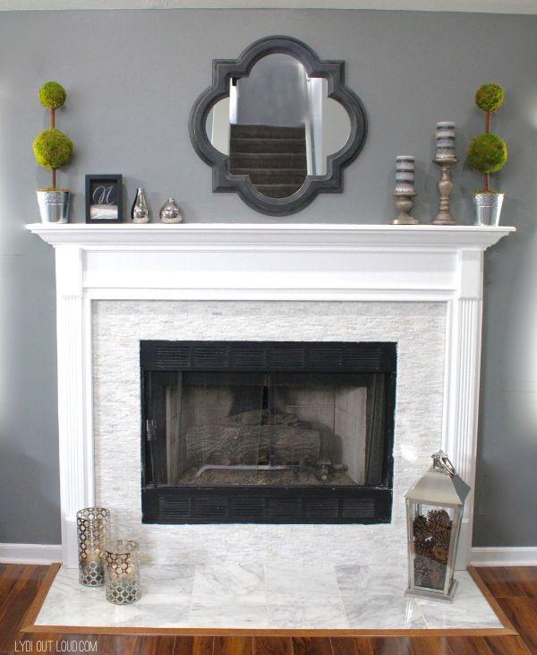 The 25+ best Fireplace trim ideas on Pinterest   White ...