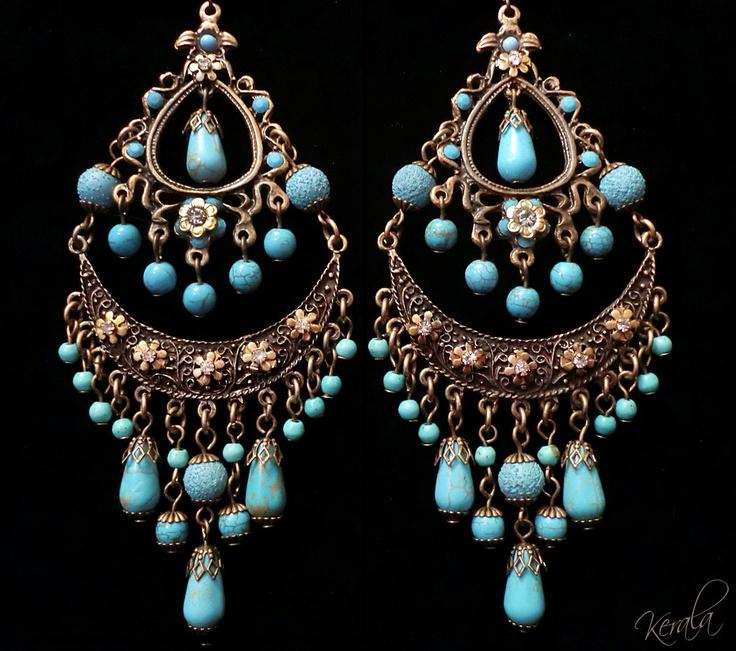 45 best Boho images on Pinterest | Chandelier earrings, Jewelry ...