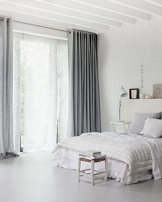17 mejores ideas sobre Cortinas Para Dormitorios en Pinterest ...
