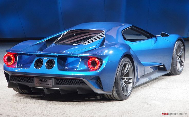 2015 FORD GT PROTOTYPE