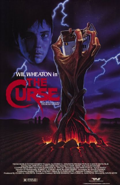 70's & 80's Films: The Curse (1987)