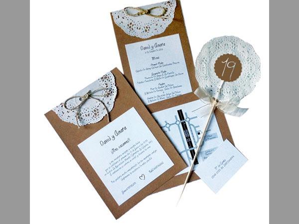 Las invitaciones más cool para tu boda #boda #invitaciones