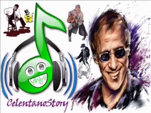 ▶ Adriano Celentano - Senza amore - YouTube