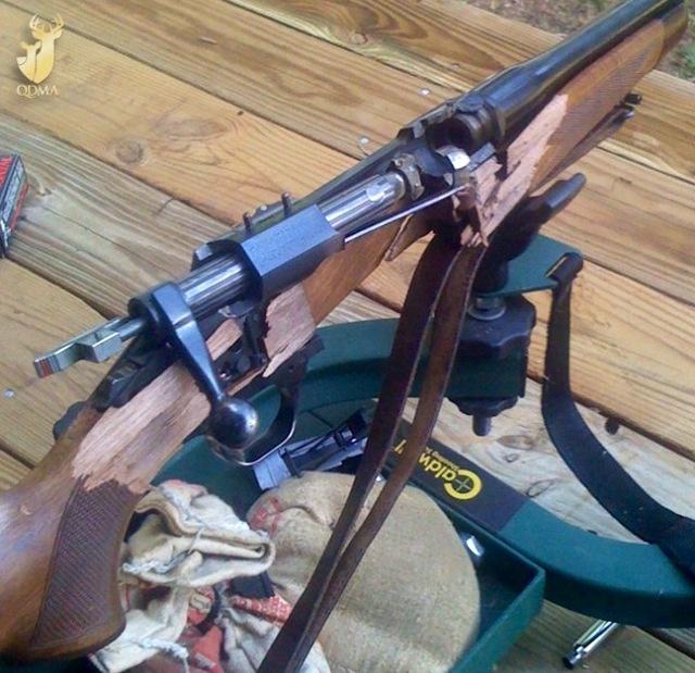 Always use correct ammo!: Enof Kapott, Ongeluk Enof, Funny Shit, Guns Stuff, Correction Ammo